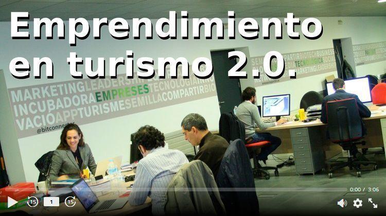Curso de Emprendimiento en Turismo 2.0